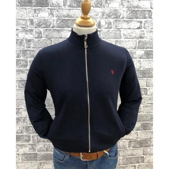 Tom Penn Full Zip Sweater