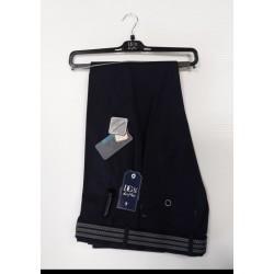 DGS Cotton Trousers Navy