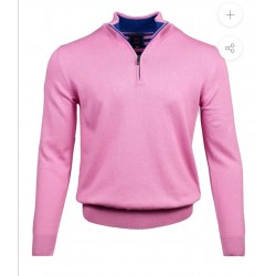 Andre 1/4 zip Knit