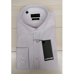 Advise Formal Slim Shirt-White