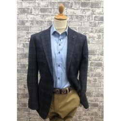 Magee  Checked Blazer