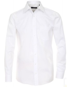 Casa Moda Kent Comfort Fit White Shirt-060500/0