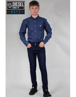Diesel Kids Navy Shirt