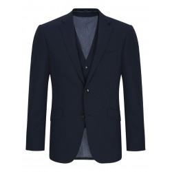 Douglas Wool Blend 2Pc Navy Suit-Mix and Match