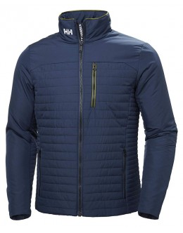 Helly Hansen Crew Insulator Jacket-Blue