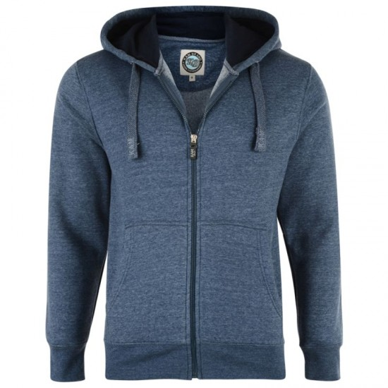 KAM Mens Hoody-Denim