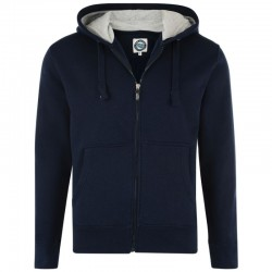 KAM Mens Hoody-Navy