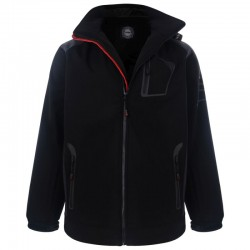 KAM Softshell Jacket-Black