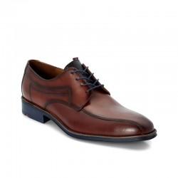 Lloyd Brown Formal Shoe-Gerald