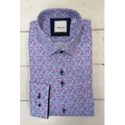 Marnelli Patterned Shirt-Jack