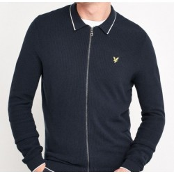 Lyle&Scott Zipped Knit
