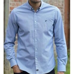 Outrage Shirt-Lawry Blue