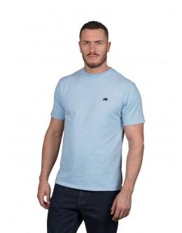 Raging Bull T-Shirt-Sky Blue