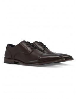 Remus Dark Burgundy Shoe-Bonucci