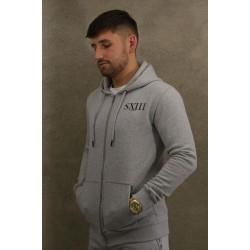 S13 Grey Hoody