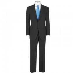Scott By The Label Charcoal 3 Piece Suit