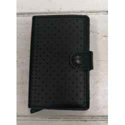 Secrid Black Dotted Wallet
