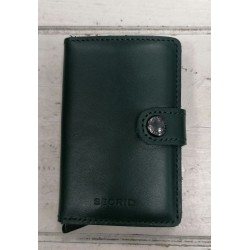 Secrid Green Wallet