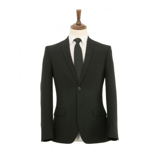 Antique Rogue Suit-Black