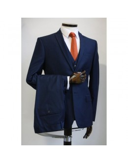 Antique Rogue Blue Suit