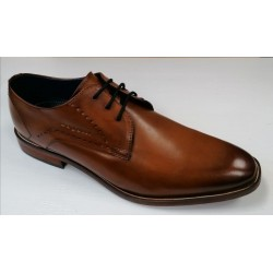 Bugatti Cognac Formal Shoe
