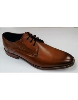Bugatti Cognac Formal Shoe