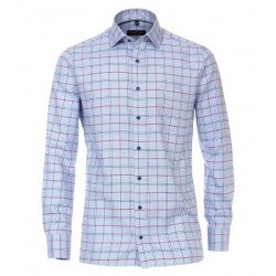 Casa Moda Dobby Check Shirt