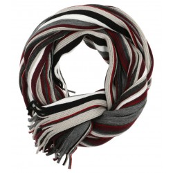 Casa Moda Striped Scarf