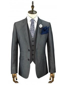 Grey Mens Suit