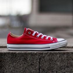 Converse Allstar Ox Red Shoe