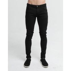 Diesel Black Skinny Jean-Black