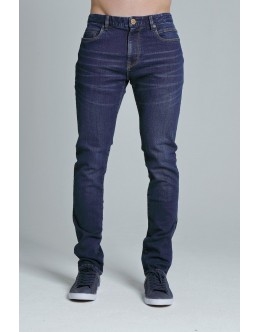 Diesel Spencer Austin Tapered Fit Jean-Washed Indigo