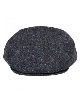 Magee Salt and Pepper Tweed Cap