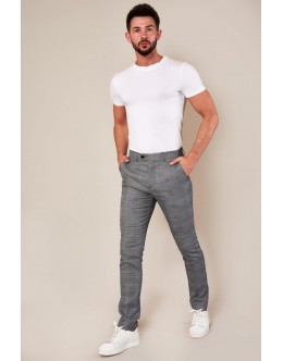 Marc Darcy Jerry Grey Trousers