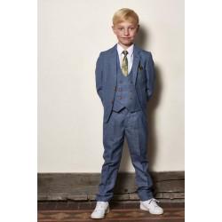 Marc Darcy Kids George Suit-Sky