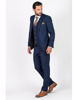 Marc Darcy 3 Piece Suit-Max