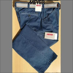 Meyer Chicago Trouser-Navy