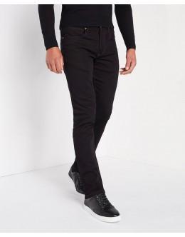 Remus Slim Black Jeans-Athos