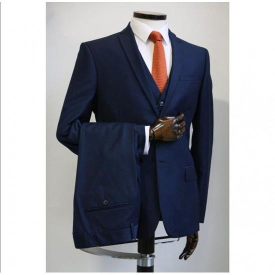 Antique Rogue Blue Suit