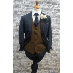 Marc Darcy 3 Piece Suit Jenson