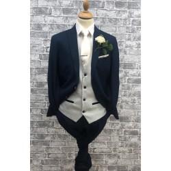Marc Darcy 3 Piece Suit