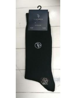 Tom Penn Black Sock