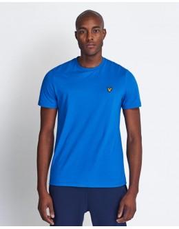 Lyle and Scott T-Shirt-Bright Cobalt