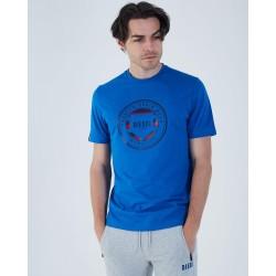 Diesel Kix Logo Tee-Blue