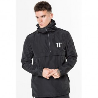 11° Hurricane Jacket -Black