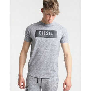 Diesel Gunner T-Shirt-Pebble