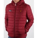 Ellesse Lombardy Padded Jacket-Tibetan Red