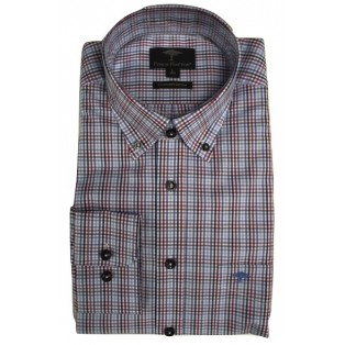 Fynch Hatton Berry Blue Shirt