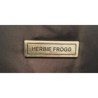 Herbie Frogg Padded Jacket-Navy