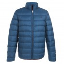 Magee Teal Duck Down Jacket